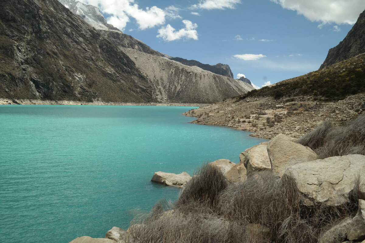 Nationalpark Huascaran - Laguna Paron